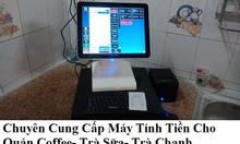 Chuyên máy tính tiền cho quán Coffee tại Ninh Thuận giá rẻ