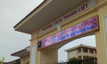 Bán nhà Thanh Liệt ôtô đỗ cửa chỉ 2,65 tỷ gần công viên Chu Văn An