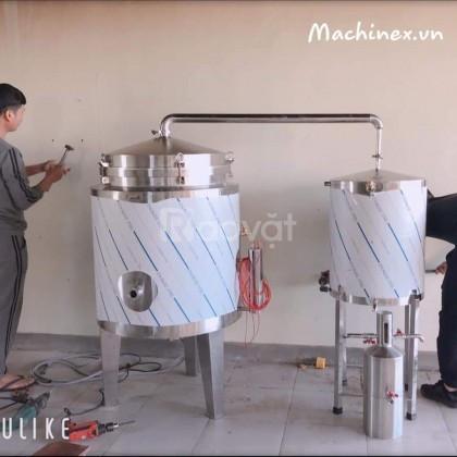 Nồi chưng cất tinh dầu sả tại Hồ Chí Minh (ảnh 1)