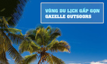 Võng du lịch gấp gọn Gazelle Outdoor GL6811