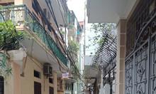 Bán nhà Tôn Đức Thắng, Đống Đa ngõ đẹp, thông, 3 tầng, 33m, MT 5m