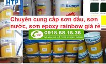 Cần tìm nhà cung cấp bán sơn dầu rainbow cho công trình tại TPHCM