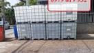 Cung cấp bồn nhựa vuông 1000l đựng nước mắm (ảnh 4)