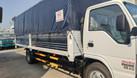 Xe tải isuzu 1t9 thùng dài 6m2, Isuzu Vĩnh Phát 1T9 vào thành phố. (ảnh 5)