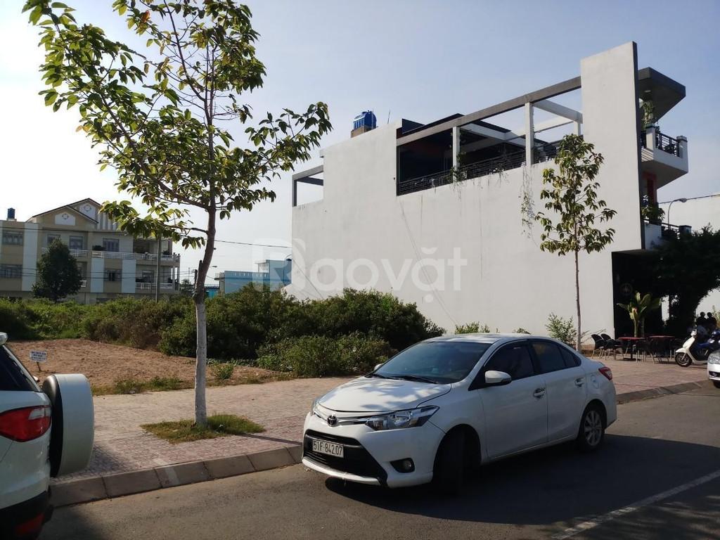 Chỉ 30 triệu/m2 sở hữu nền đất Khu Tên Lửa mở rộng, gần Aeon Mall Bình Tân, sổ hồng vĩnh viễn