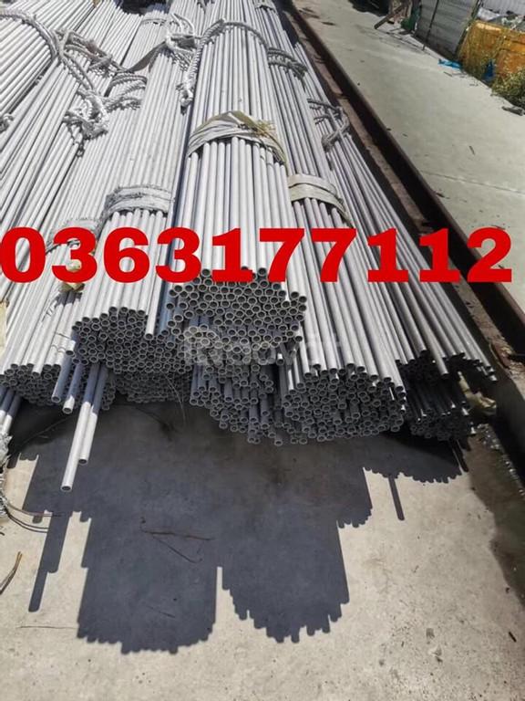 Ống inox đúc SUS304/304, SUS316L/316L, 321 , sus310s/ 310s hàng loại 1