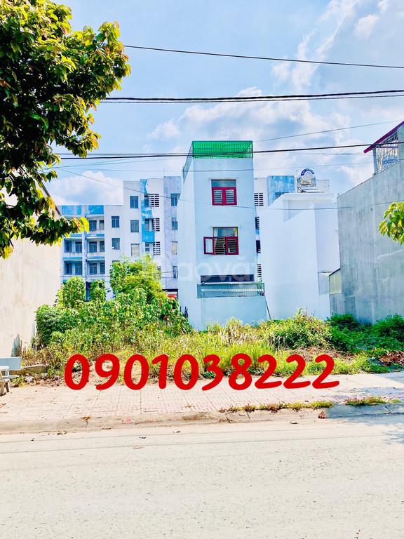 Bán lô đất sổ hồng riêng, khu Hai Thành Bình Tân, dt 95m2