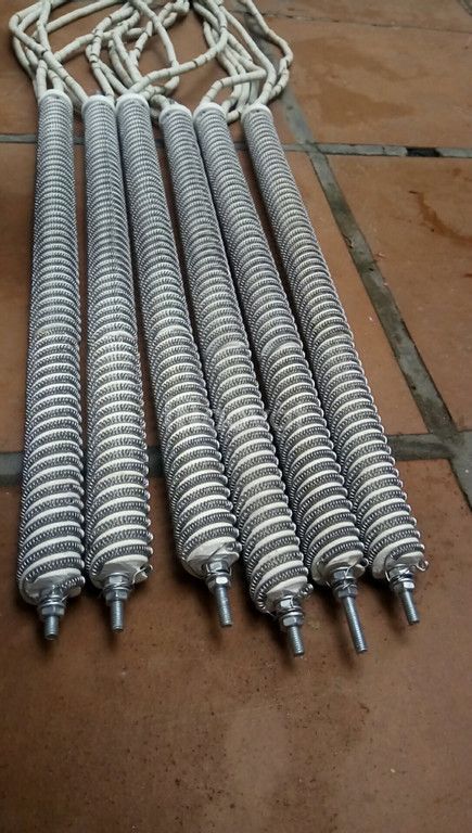 Phân phối điện trở PVC, gia nhiệt thạch anh chịu hóa chất