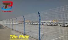 Hàng rào lưới thép chắn sóng, hàng rào bảo vệ,hàng rào đẹp