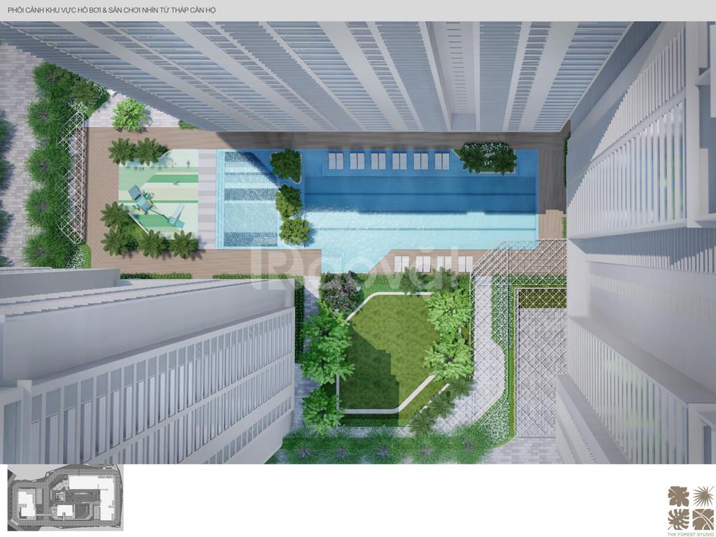 Sở hữu căn hộ 5 sao giá chỉ từ 28 triệu/m2 bàn giao NTCB