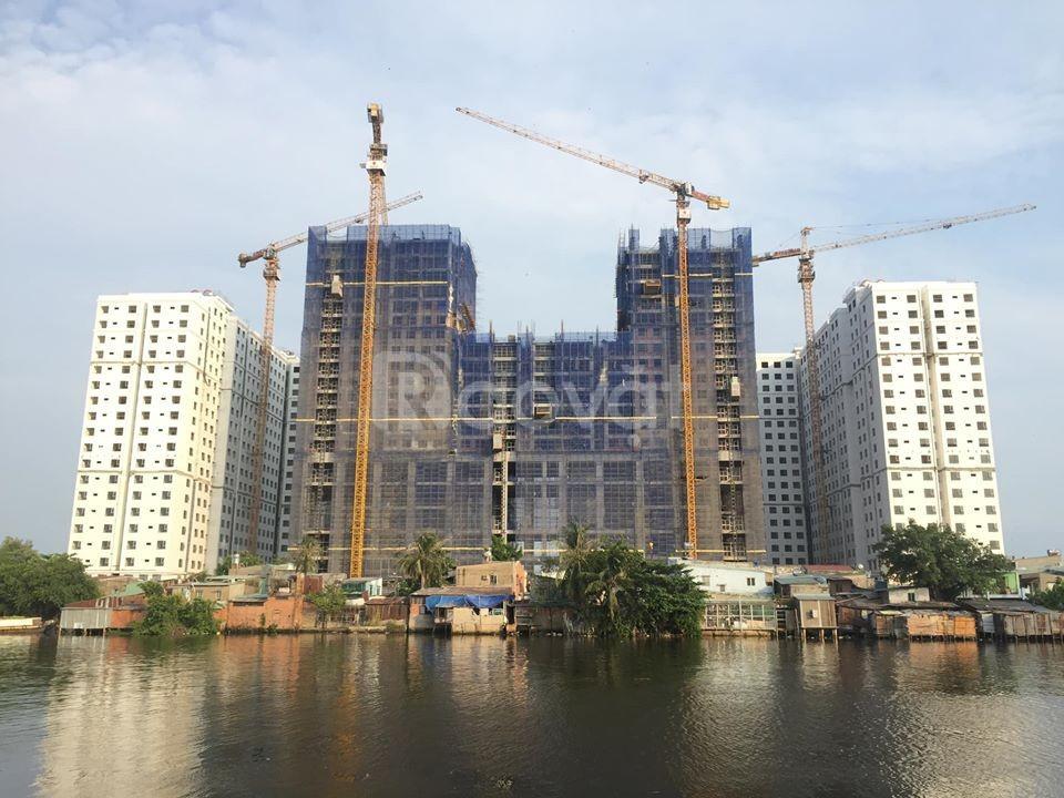 Căn hộ Green River 3PN 72m2 view sông mặt tiền Phạm Thế Hiển