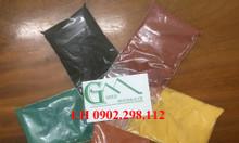 Bột màu sử dụng trong sản xuất gạch vỉa hè