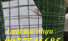 Lưới thép hàn bọc nhựa, lưới mắt cáo bọc nhựa,lưới thép trang trí