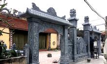 Top 10 mẫu cổng nhà thờ họ đẹp bằng đá được ưa chuộng