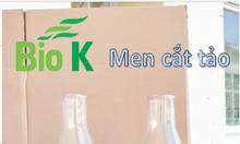 BioK - chuyên cung cấp men vi sinh nguyên liệu cho các công ty, đại lý