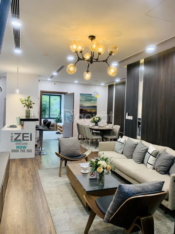 Bán căn hộ 2 phòng ngủ diện tích 92m2 chung cư The Zei Mỹ Đình