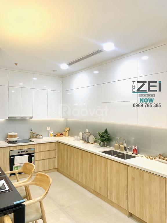 Căn hộ cao cấp 107m2 thiết kế 3 phòng ngủ tại dự án số 8 Lê Đức Thọ
