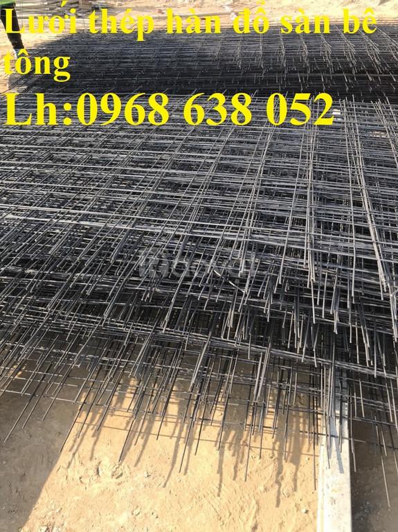 Lưới thép hàn phi 4 a( 50*50), Lưới thép hàn D4 mắt 50 x50