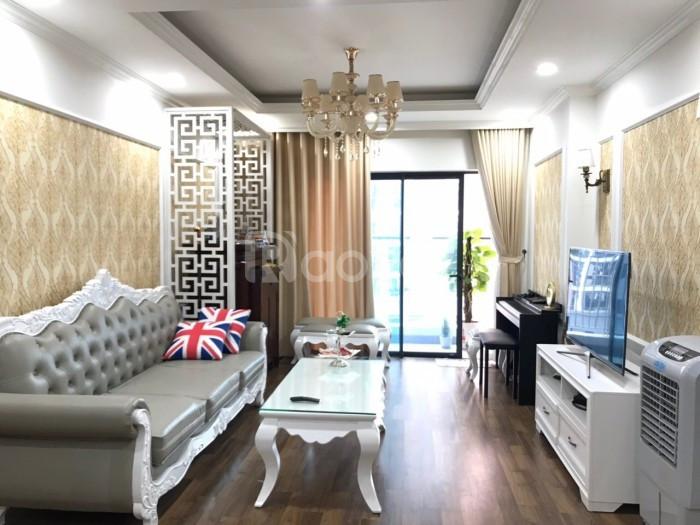 Cần bán căn 03 PN chung cư An Bình city, đã có sổ đỏ, full nội thất.