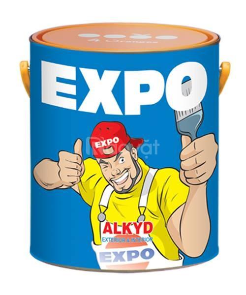Nhà phân phối sơn dầu Expo giá rẻ tại Sóc Trăng