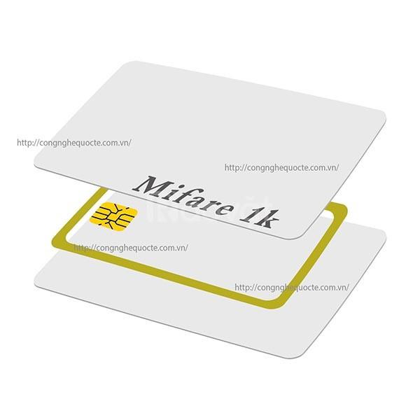 Nơi cung cấp thẻ proximity & Mifare 1k giá rẻ chất lượng