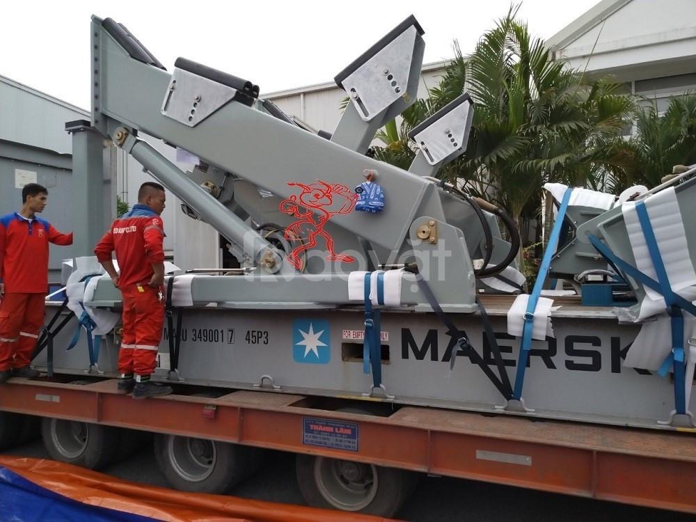 Dịch vụ đóng thùng gỗ an toàn, giá rẻ tại kcn cao Láng Hoà Lạc