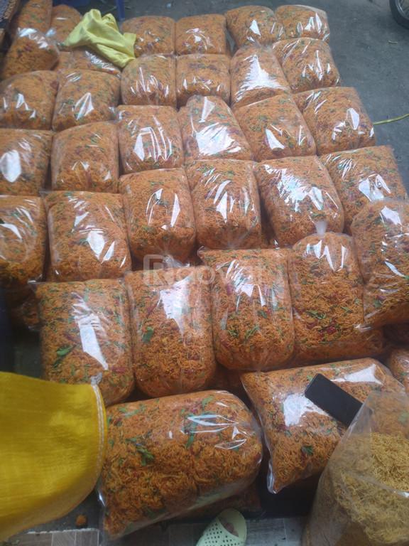 Xưởng sản xuất khô gà, khô bò, khô heo, chà bông số lượng lớn
