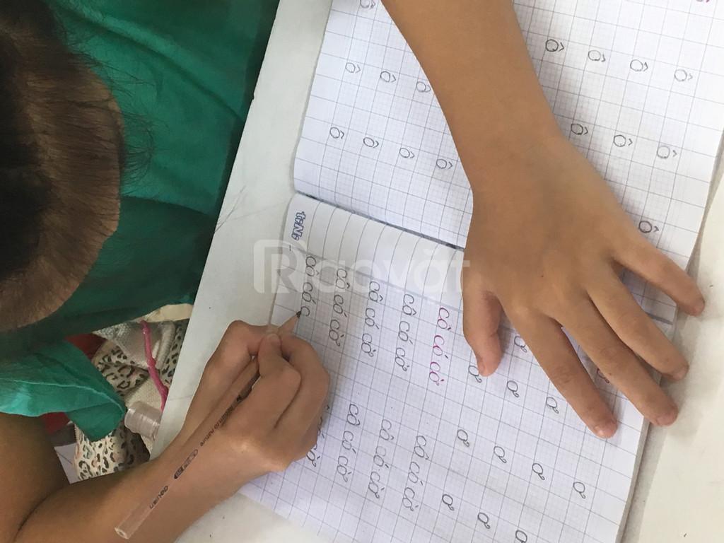 Chiêu sinh lớp luyện chữ đẹp cho mọi đối tượng