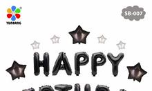 Set bong bóng trang trí sinh nhật SW-007