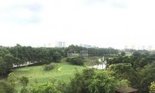 Biệt thự view đồi cỏ sân Golf ngay sau lưng nhà