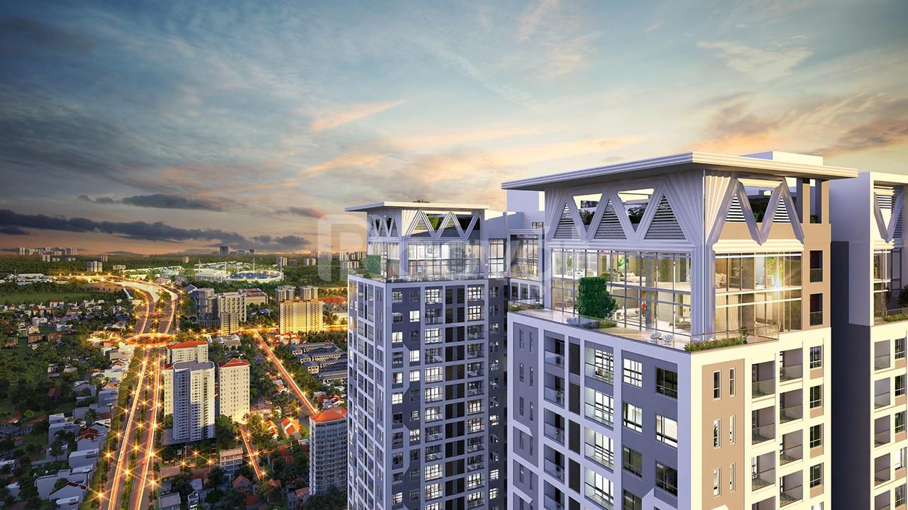 Ra mắt tầng 12 giá chỉ 2.9 tỷ căn 3PN tại chung cư cao cấp The Zei (ảnh 2)