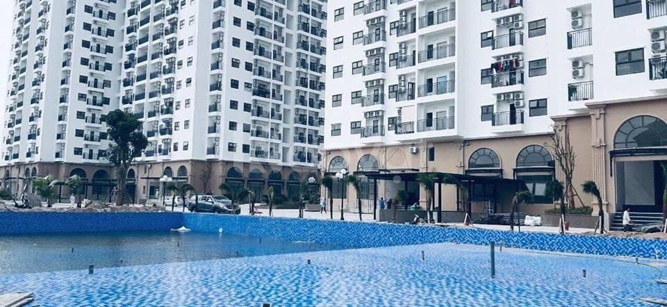 Bán căn hộ chung cư quận Long Biên,gần Vincom Long Biên,giá chỉ 923tr