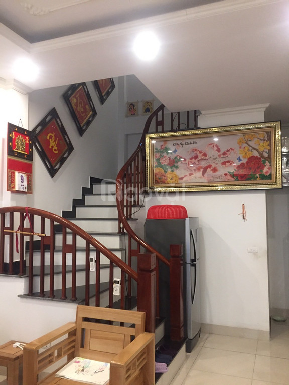 Bán nhà Nguyễn Sơn, Long Biên, 5 tầng, ô tô đỗ cửa, mới đẹp ở ngay