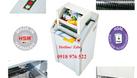 Máy hủy giấy HSM POWERLINE 450.2 (3,9x40mm) (ảnh 4)