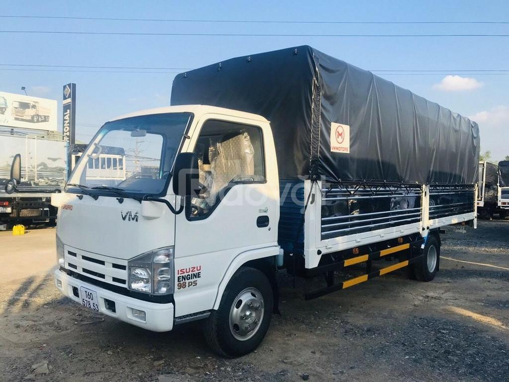 Xe tải Isuzu 1 tấn 9 thùng dài 6m2, Isuzu Vĩnh Phát 1t9 giá rẻ .