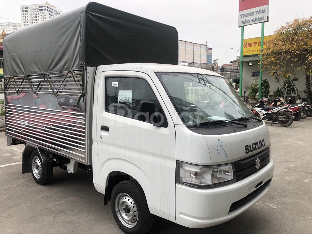 Bán xe Suzuki Pro 7 tạ mới thùng dài 990kg KM ngay 20tr (ảnh 1)