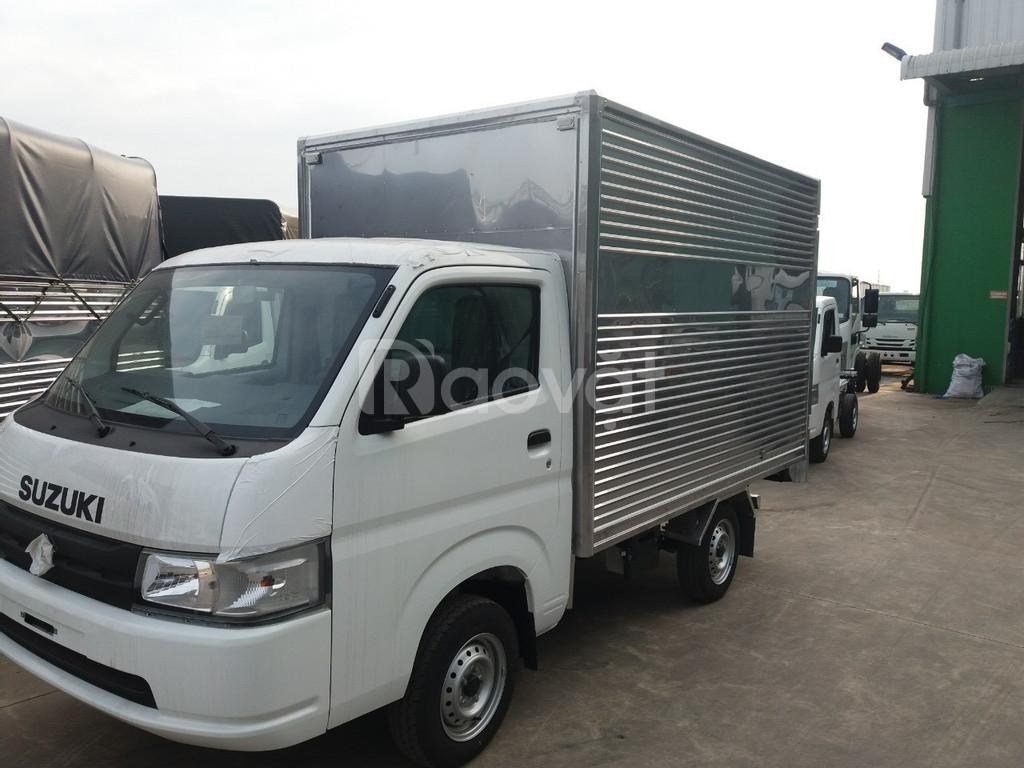 Bán xe Suzuki Pro 7 tạ mới thùng dài 990kg KM ngay 20tr (ảnh 6)
