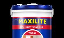 Nhà phân phối sơn nước trong nhà Maxilite Total uy tín