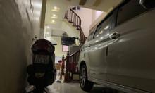 Bán nhà phố Hoàng Mai, gara ôtô, 5 tầng giá 4.4 tỷ