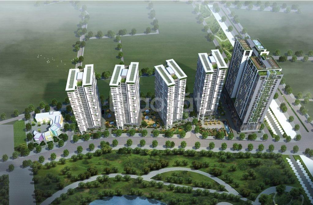 Chính chủ cho thuê căn hộ chung cư cán bộ công an 2PN giá 7 triệu