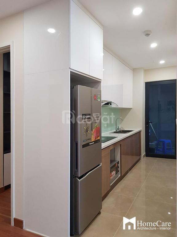 Cho thuê căn hộ Goldseason  93 m2 giá tốt full nội thất