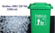 Báo giá thùng rác 60 lít rẻ thị trường