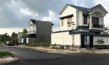 Bánđất biệt thự Tên Lửa 220m2 giá 6ty700 MT đường 18m sổ hồng