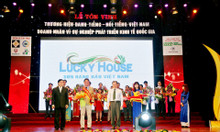 Sơn Lucky House cần tìm đối tác phân phối sơn nước, sơn đá nghệ thuật