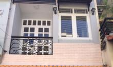 Nhà hẻm xe hơi quay đầu đường Nguyễn Xí, Bình Thạnh