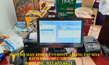 Máy tính tiền cho cửa hàng, siêu thị mini tại Vĩnh Long
