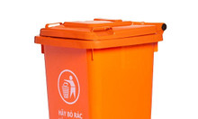 Giá thùng rác 120L rẻ thị trường hiện nay