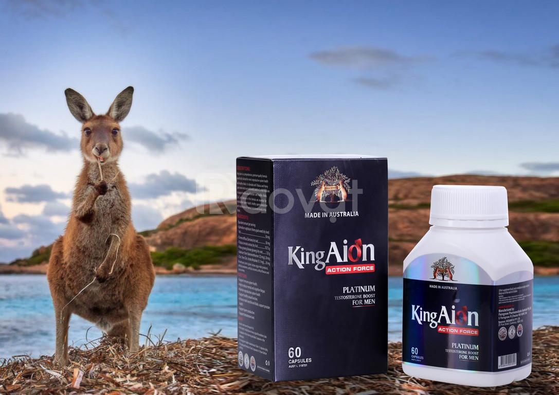 Tăng cường sinh lý nam King Aion của Úc