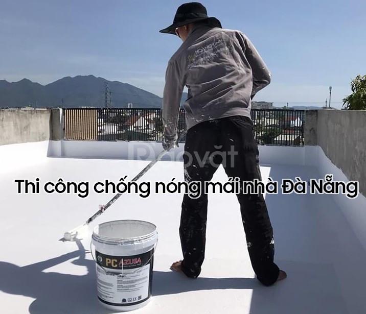 Sơn chống nóng mái tôn tại Đà Nẵng - BTMDANANG