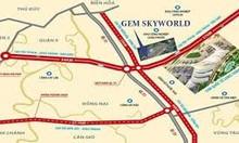 Khu đô thị quy mô lớn khu vực quy hoạch hiện đại và đồng bộ sát